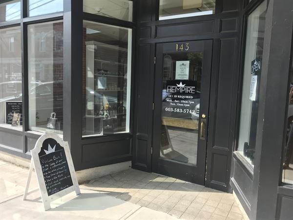 Exeter Store Front