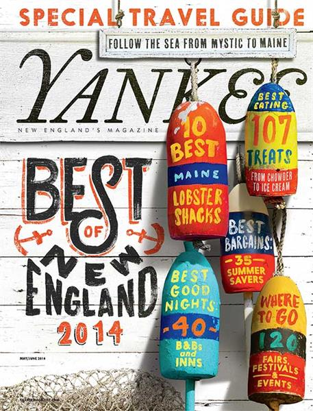 Best of New England by Yankee Managazine