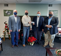 Palmer Gas & Oil / Greater Salem Rotary Club Give the Gift of Warmth