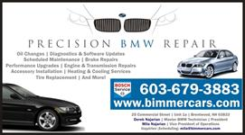Precision BMW Repair