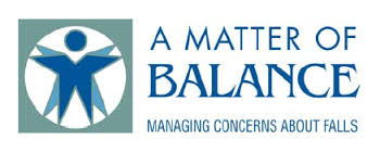 Master Trainer of A Matter of Balance (Fall Prevention Program)