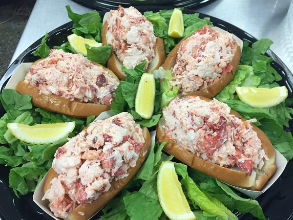 Lobster Sliders Catering