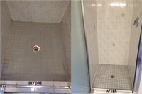 Recent Epping NH Shower Restoration Job