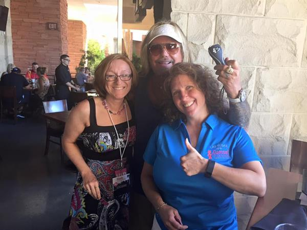 National Conference 2015 with Vince Neil, Las Vegas