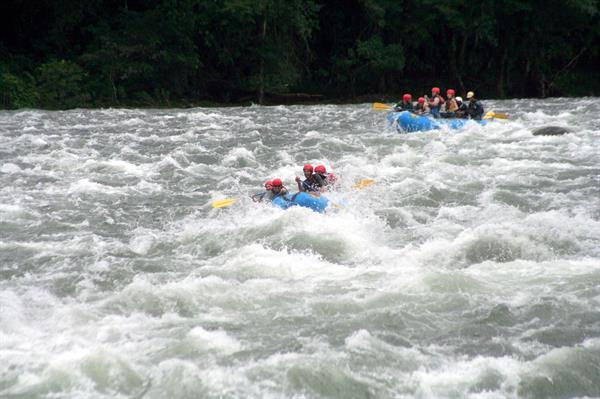 Urubamba River, Costa Rica