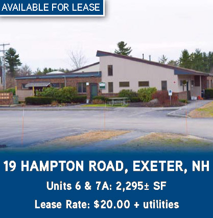 19 Hampton Road, Exeter, NH