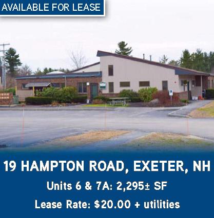 19 Hampton Road, Exeter, NH