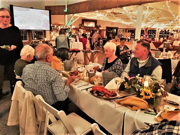 Our 2019 Auction and Clambake