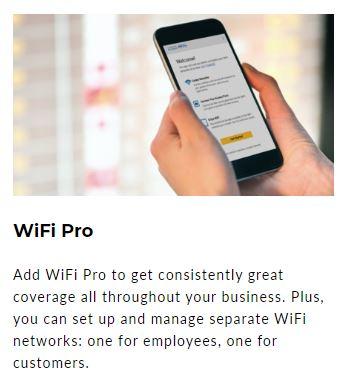 Enhanced WiFi including segregated guest WiFi