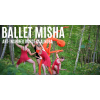 Ballet Misha - Art Inspired Dance at Alnoba
