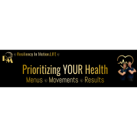Resiliency in Motion - Prioritize YOUR Health!  What equipment do I need? What about space?