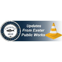 Exeter Public Works Update 9-24-21