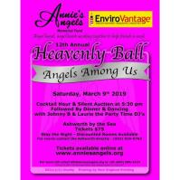 12tn Annual Heavenly Ball - ''Angels Among Us''