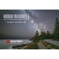 Lamont Gallery at Phillips Exeter Academy Hosts  Hidden Treasures 5