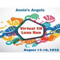Annie's Angels  Virtual 5K Luau Run