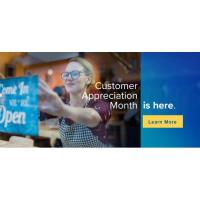 Comcast Business - Customer Appreciation Month is Here!