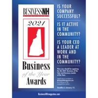 Business NH - 2021 Business of the Year - Apply NOW