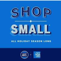 SBDC - Small Business Saturday - SHOP SMALL!