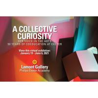 Lamont Gallery - New Virtual Exhibit - A Collective Curiosity. - January 19 - June 6, 2021
