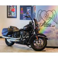 Harley-Davidson Raffle benefits Annie's Angels!