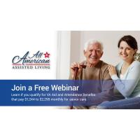 All American - Free Webinar - Learn if You Qualify for VA Aid and Attendance Benefits