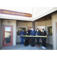 Welcome & Congratulations Great Bay Orthodontics - Ribbon Cutting Celebration!