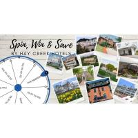 Spin, Win & Save by Haycreek Hotels