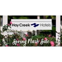 Haycreek Hotels - It's No Joke - Our Spring Flash Sale Starts 4/1!