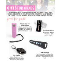 Damsel in Defense - Gifts for Grads