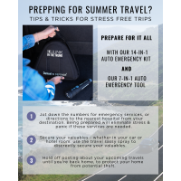 Damsel in Defense - Prepping for Summer Travel? Tips & Tricks for Stress Free Trips!
