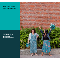 You're A Big Deal  -  Do You Feel Successful?