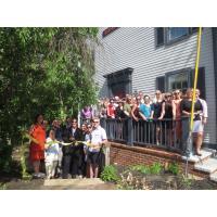 Crescent Wealth Partners Ribbon Cutting Celebration