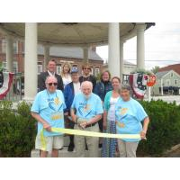Exeter Area Chamber Ribbon Cutting Celebration for Seacoast Area Crop Hunger Walk