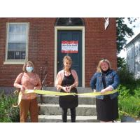 Exeter Area Chamber Ribbon Cutting for Just Calm Down Skin & Nail Studio