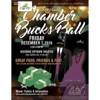 Chamber Bucks Ball