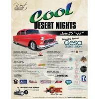 Cool Desert Nights