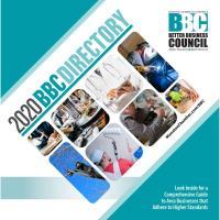 2020 Better Business Council Directory
