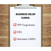Webinar: You've received business relief funds... Now what?