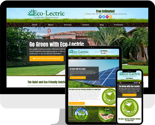 Eco-lectric Lawn Care
