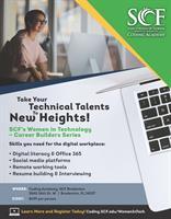 SCF - Women in Technology - Career Builder Series