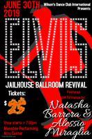Elvis Jailhouse Ballroom Revival!