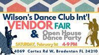 Wilson's Vendor Fair, Blood Drive and Dance Party