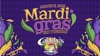 Mardi Gras at Caddy's Bradenton