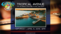 Live Music: Tropical Avenue