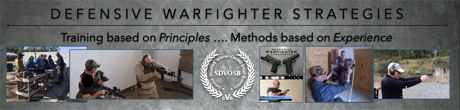 Defensive Warfighter Strategies, LLC