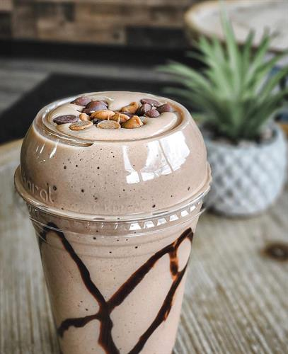Delicious and Nutritious Meal Shake