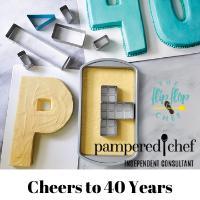 Pampered Chef 40th Anniversary Celebration!