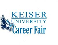 JOB FAIR at KEISER UNIVERSITY- Open to the Public