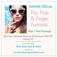 Blue Door Spa & Salon - Bradenton