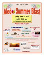ALEDO SUMMER BLAST